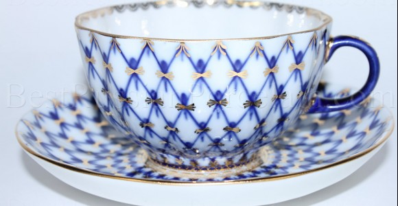 "Video review: Tea Cup ""Cobalt Net"" form Tulip>"
