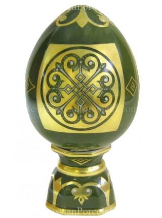 Easter Egg pic. Byzantium, Form Egg