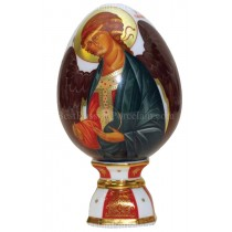 Easter Egg pic. Archangel Gabriel, Form Egg