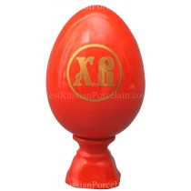 Easter Egg pic. Red, Form Egg
