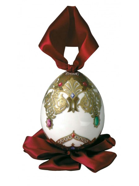 Easter Egg pic. Grand-Ducal, Form Egg