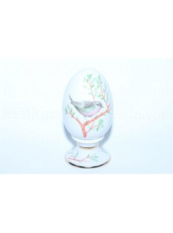 Easter Egg pic. Bird Warbler, Form Neva