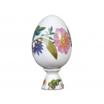 Easter Egg pic. Colorful Wreath, Form Egg