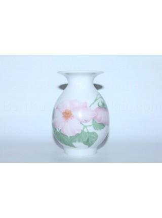 Flower vase pic. Wild Rose, Form Birch