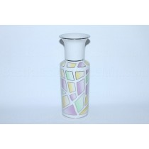Flower vase pic. Stained Glass, Form Cylindrical
