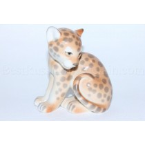 Sculpture Small Leopard