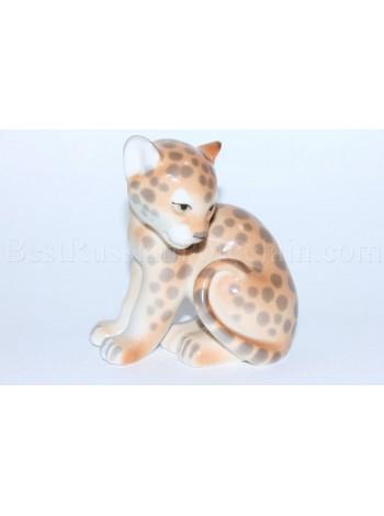Sculpture Small Leopard