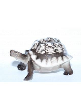 Sculpture Turtle Dark Shell