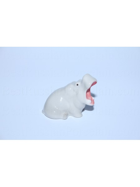 Sculpture Small Hippopotamus