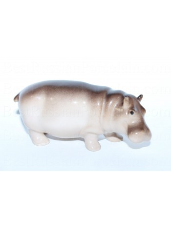 Sculpture Hippopotamus Matilda