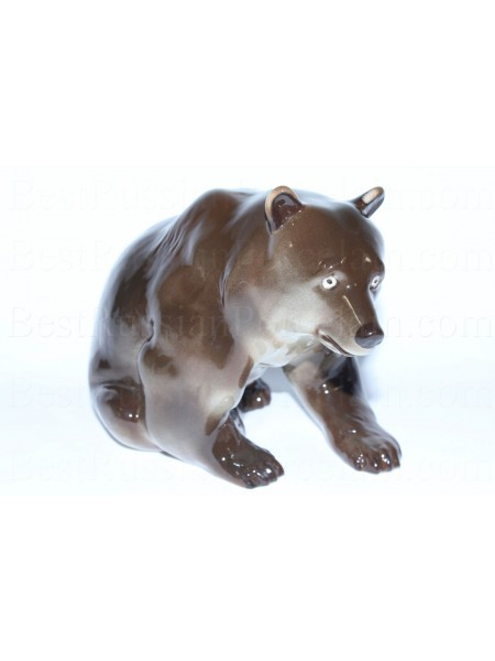 Sculpture Bear Grizzly
