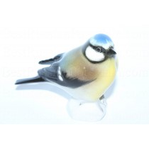 Sculpture Bird Blue Tit