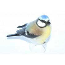 Sculpture Bird Blue Tit