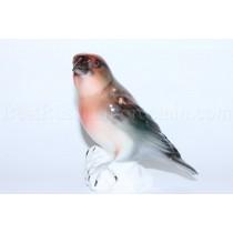 "Sculpture Bird Crossbill (Klest Elovic), big (Height 4.72"")"