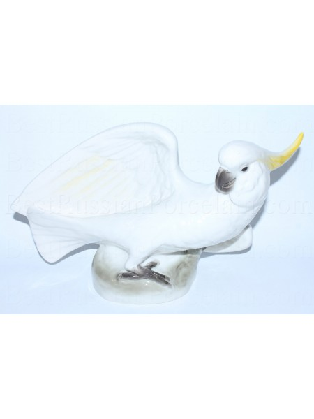 Sculpture Parrot Big Cockatoos Jeltuhay