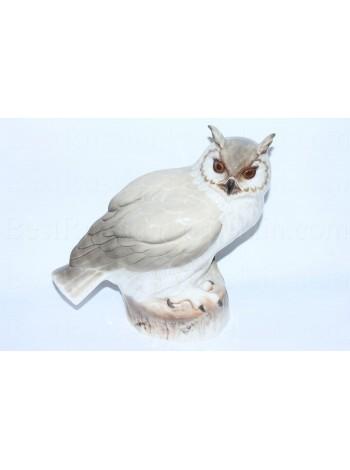 Sculpture Big Eagle Owl