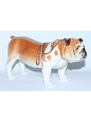 Sculpture Dog English Bulldog