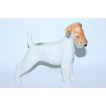 Sculpture Dog Terrier