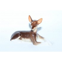 Sculpture Dog Russian Toy Terrier - Mio