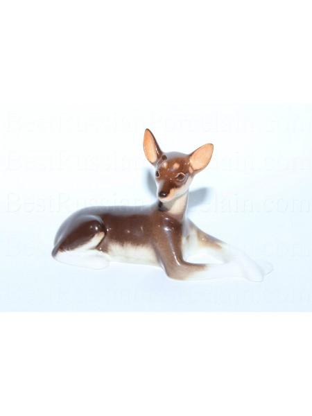 Sculpture Dog Russian Toy Terrier - Mio