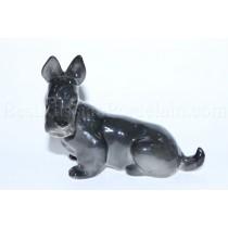 Sculpture Dog Scottish Terrier