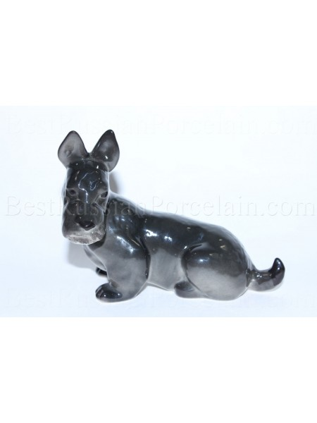 Sculpture Dog Scottish Terrier