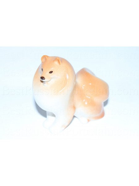 Sculpture Dog Pomeranian