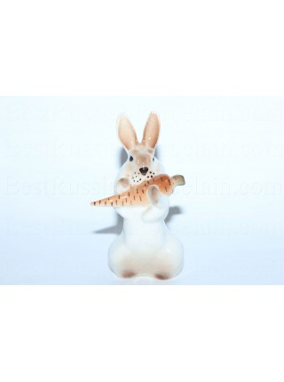 Sculpture Bunny with Carrot 4