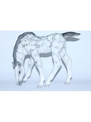 Sculpture Horse Dapple Grey