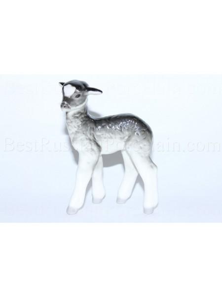 Sculpture Standing Lamb