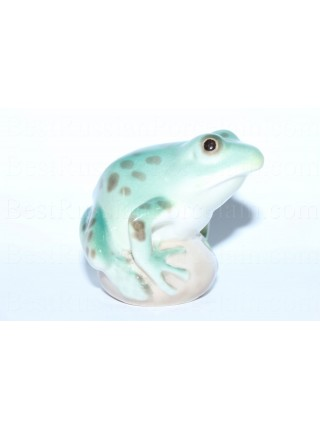 Sculpture Frog Pond (Turquoise)