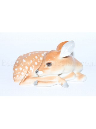 Sculpture Fawn, Deer