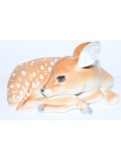 Sculpture Fawn, Deer