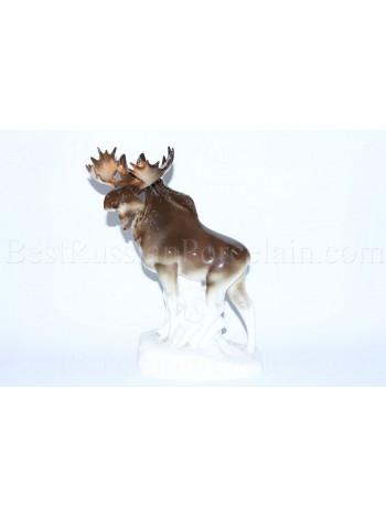 Sculpture Big Moose / Elk