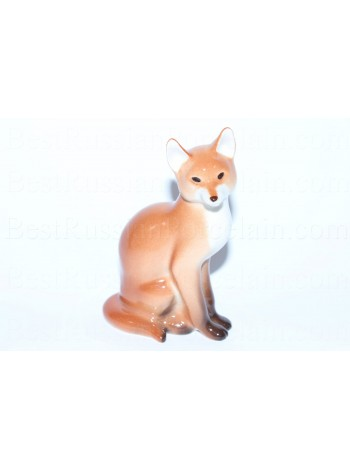 Sculpture Fox