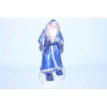 Sculpture Santa Claus, pic. Blizzard