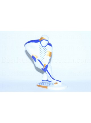Sculpture Ice Hockey Player, pic. Cobalt Net