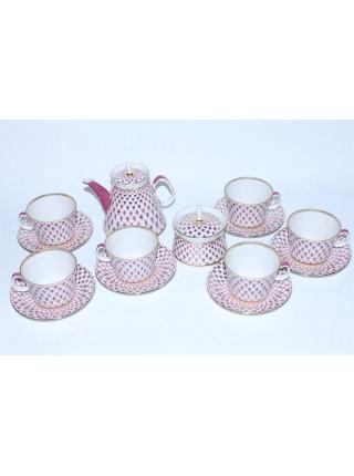 Tea Set pic. Net Blues 6/14 Form Youth