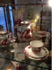 Tea Set Piano 6/21 Form Madam