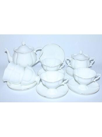 Tea Set pic. Golden Ribbon 6/14, Form Natasha
