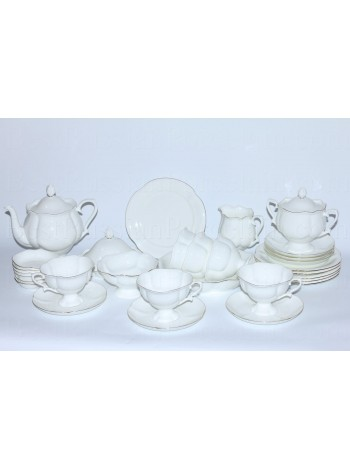 Tea Set pic. Golden Ribbon 6/30, Form Natasha