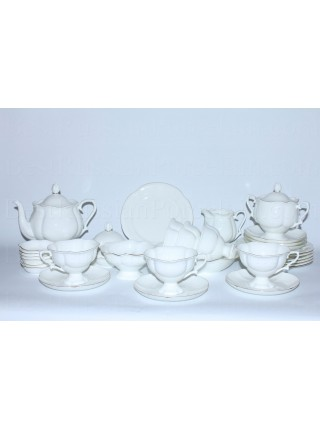 Tea Set pic. Golden Ribbon 6/30, Form Natasha
