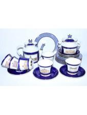Tea Set pic. Saint-Petersburg Classic 6/20, Form Banquet