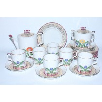 Tea Set pic. Zamoskvorechye 6/20, Form Heraldic