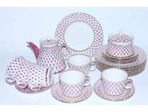 Tea Set pic. Net Blues 6/20 Form Youth