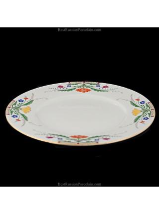 Big Round Dish pic. Zamoskvorechye, Form European