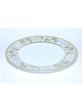 Big Round Dish pic. Nephrite Background Form European