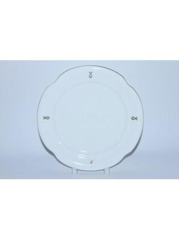 One Dessert Plate pic. Eyelets (Loops), Form Natasha