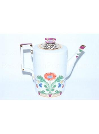 Coffee pot pic. Zamoskvorechye, Form Heraldic