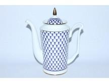 Coffee pot pic. Cobalt Net, Form Yulia